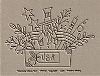 Americana Cheese Box
