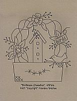 Birdhouse Cheese Box