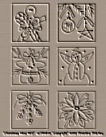 Christmas Mini 3X3 Collection 1