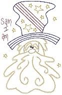Machine-Sam I Am 5x7