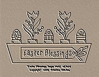 Easter Blessings Sugar Mold