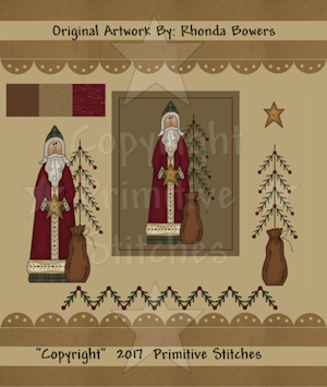GRAPHICS-Father Christmas