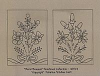Floral Bouquet Hand Towel Collection 1