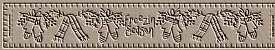 Freezin Season Towel Band