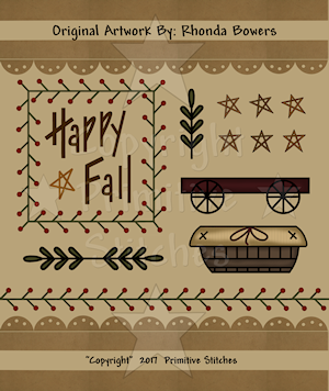 GRAPHICS-Happy Fall Collection