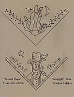 Harvest Thyme Bread Cloth