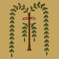 PS-MACHINE-Dream-Willow Tree-4x4-Fill