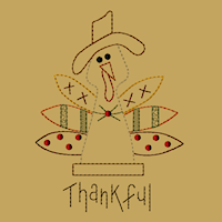 PS-MACHINE-Thankful Turkey-5x7-Colorwork