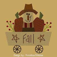 PS-MACHINE-Fall Cart-5x7-Fill