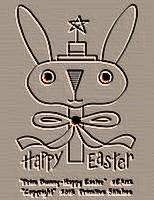 Prim Bunny-Happy Easter