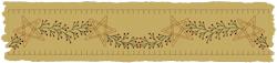 Machine-Berry Star Garland Towel Band-Colorworks