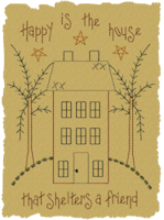 Machine-Happy Is The House-Colorwork