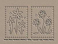 Prairie Flower Hand Towel Collection 1