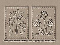 Prairie Flower Hand Towel Collection 1