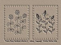 Prairie Flower Hand Towel Collection 2