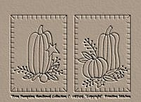 Prim Pumpkin Hand Towel Collection