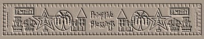 Primitive Blessings Towel Band 1