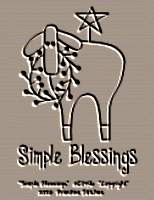 Simple Blessings-Sheep