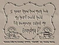 Someone Called Me Grandma