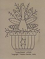 Turkey Basket