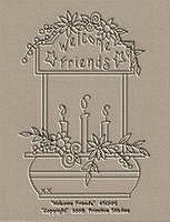Welcome Friends-Summer